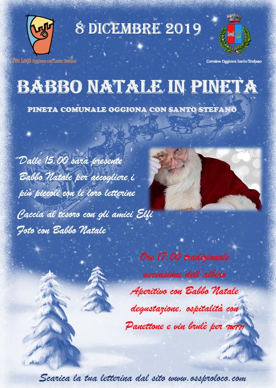 NATALE IN PINETA 2019
