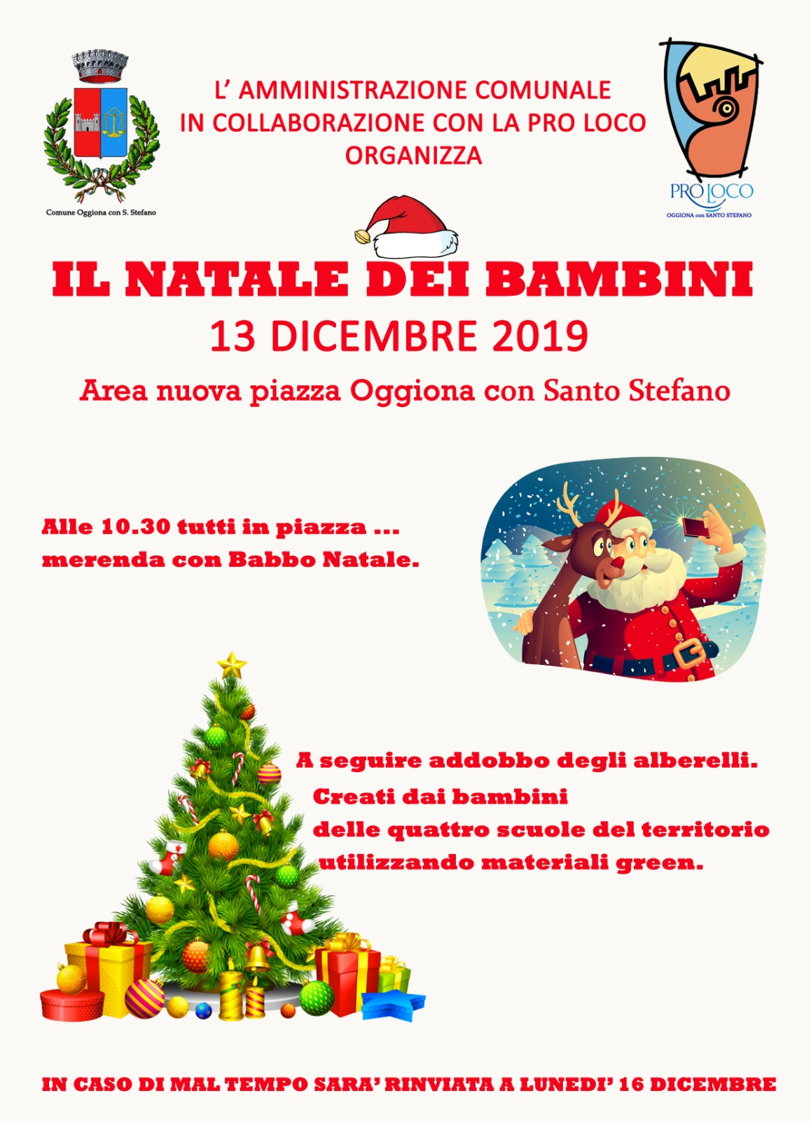 Natale in Piazza 2019